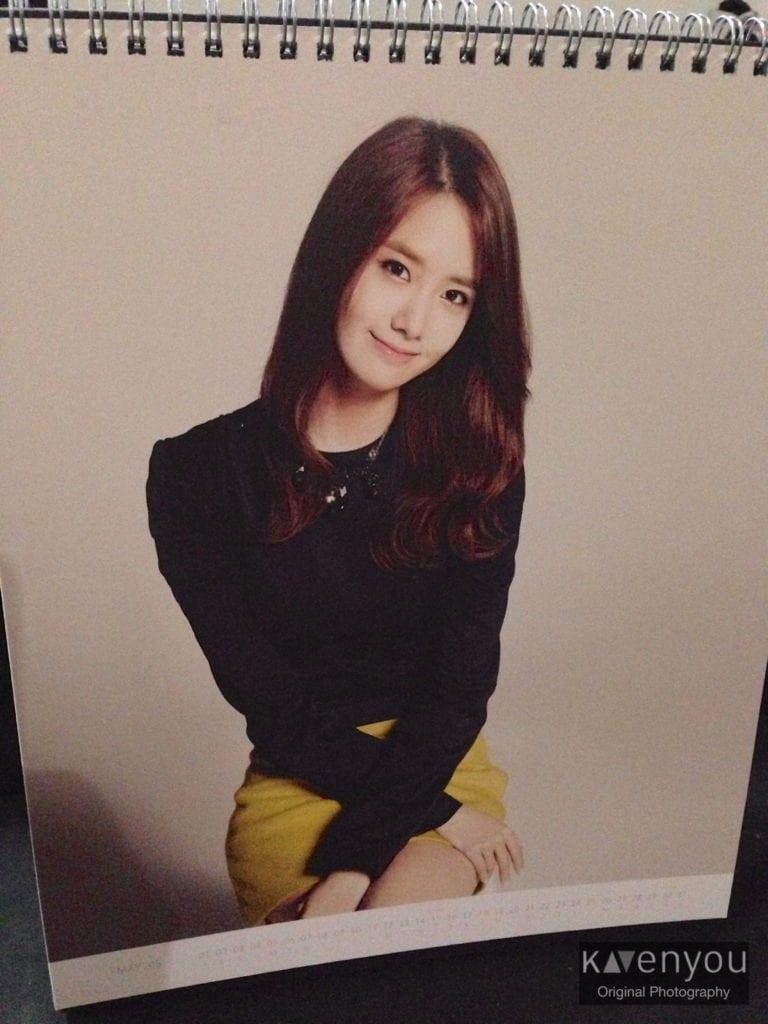 SNSD-Seasons-Greetings-Calendar-2014- Yoona