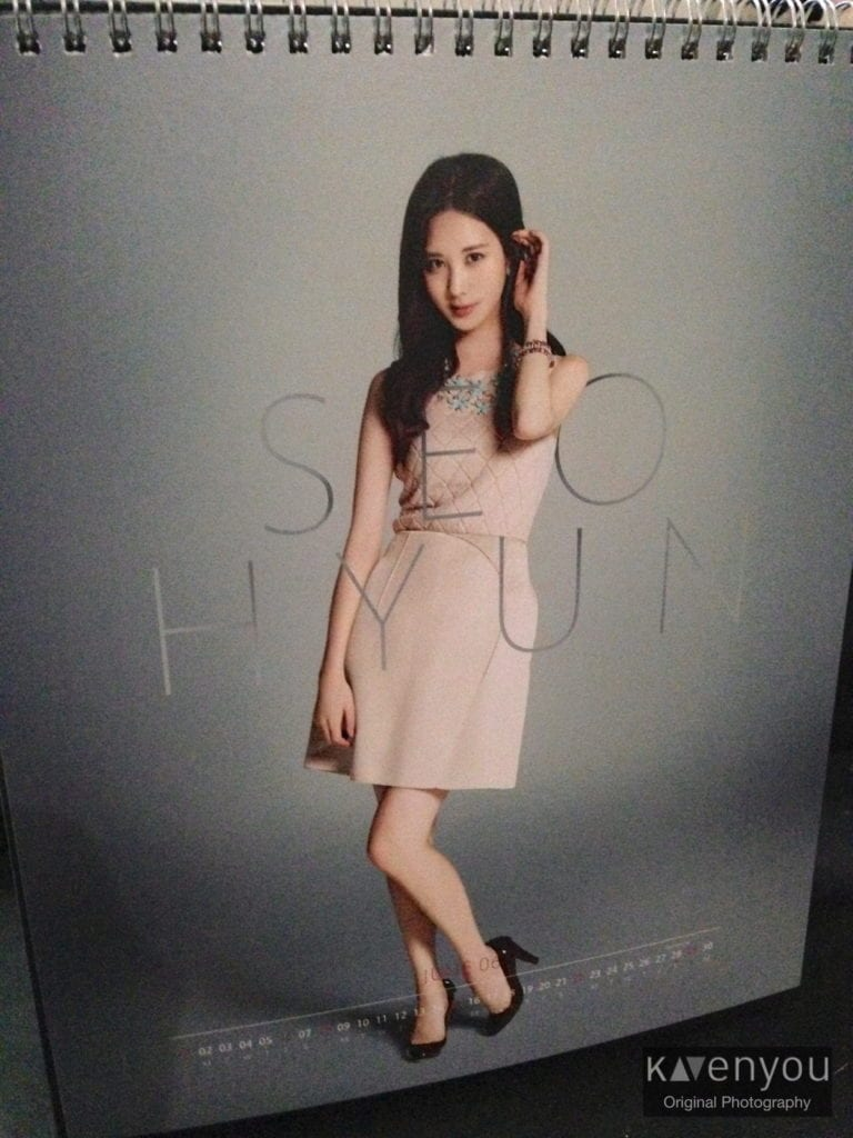 SNSD-Seasons-Greetings-Calendar-2014- Seohyun