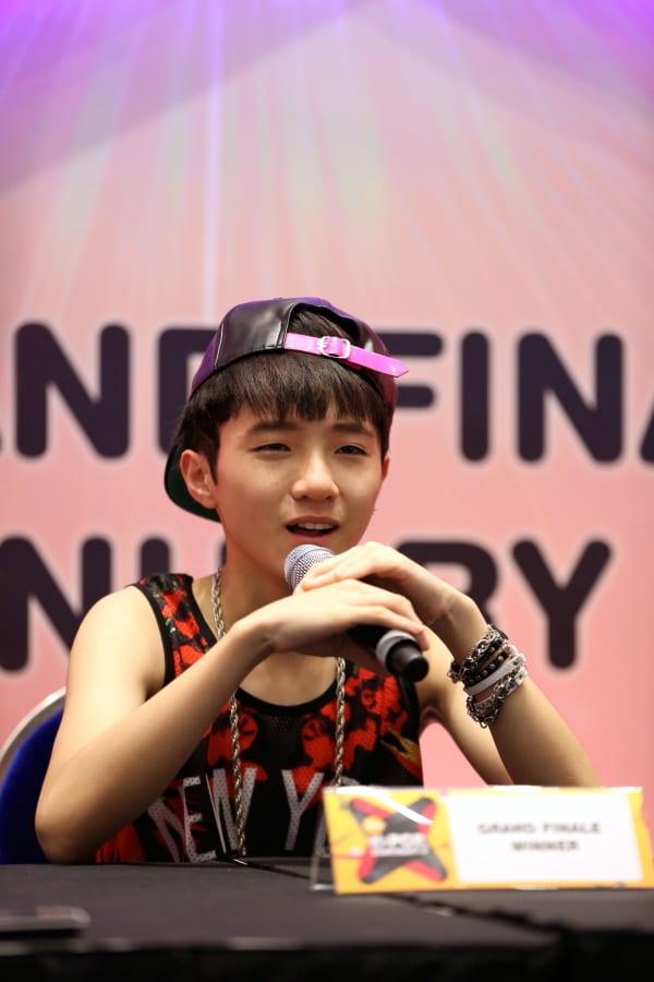 Scoot K-Pop Star Hunt 3 Winner, Andy Su from Taiwan (5)