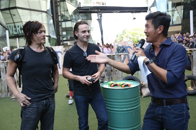 The Walking Dead Live Singapore (photo credit to FOX Movies Premium) (21)