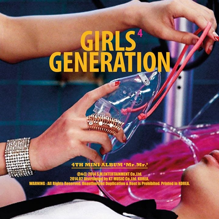 [REVIEW] Exploring the intricacies of Girls' Generation's 'Mr.Mr.'