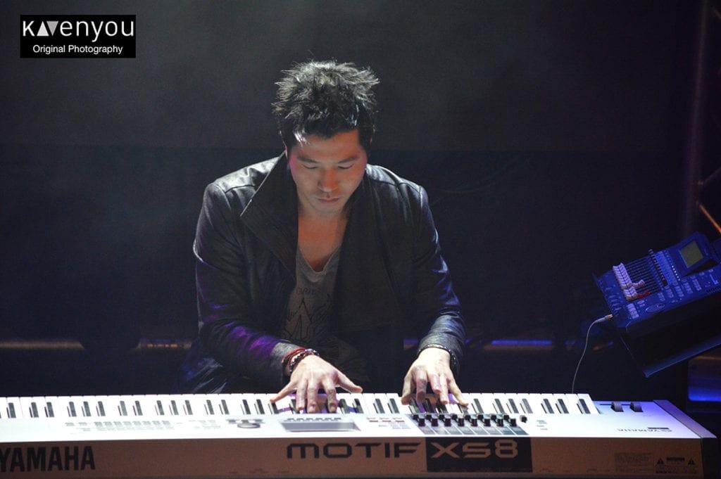 Pianist Choi Soo Min