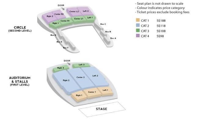 Emergency Couple Seating Plan