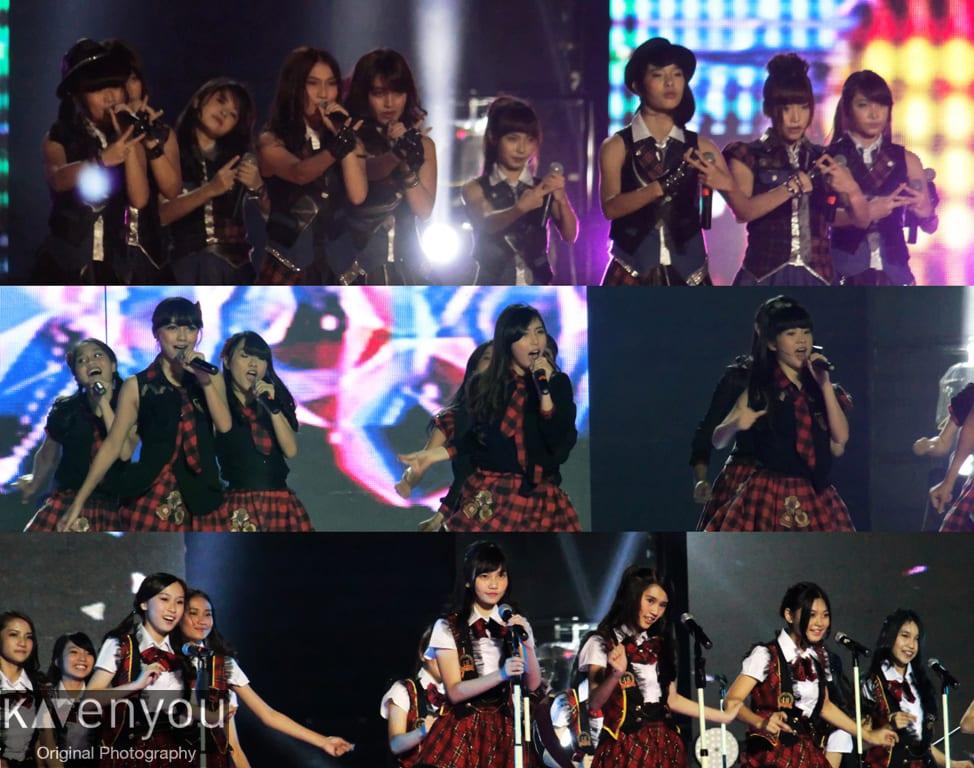 03. JKT48 - Three Teams