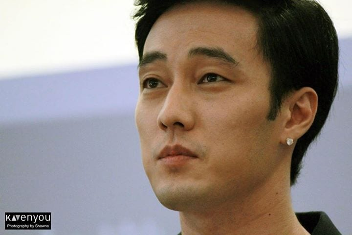 So Jisub says he's a Sexy Man!