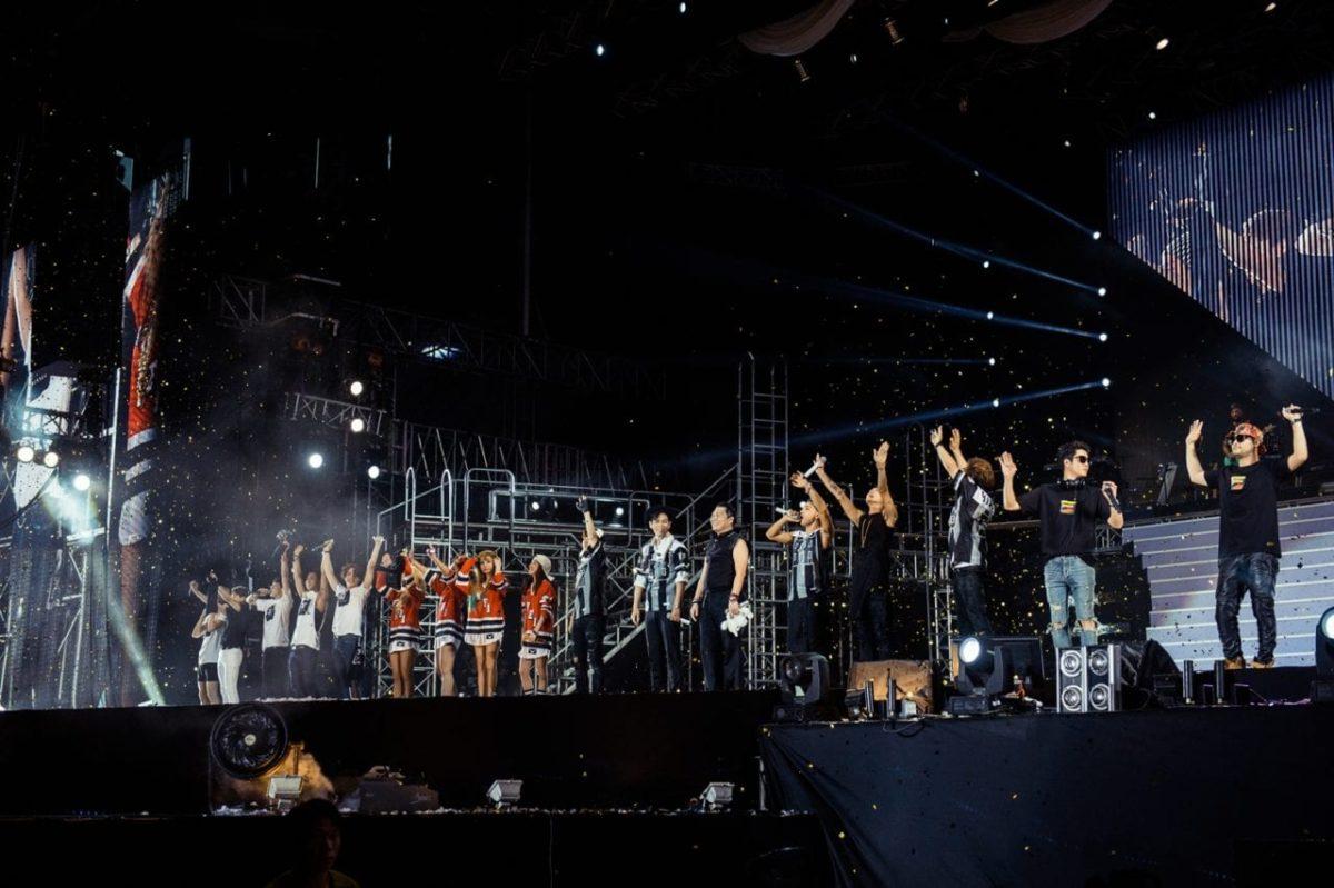 YG Family Concert Heats Up 35,000 Shanghai Fans