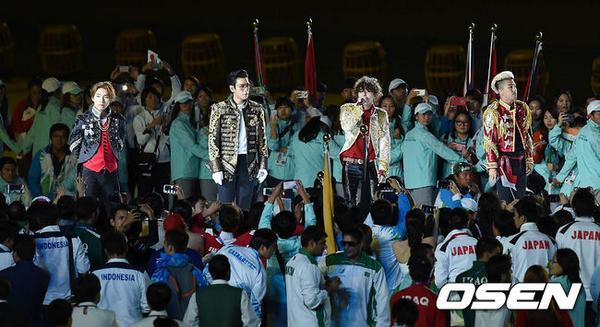 Bigbang_Incheon Asian Games_Osen