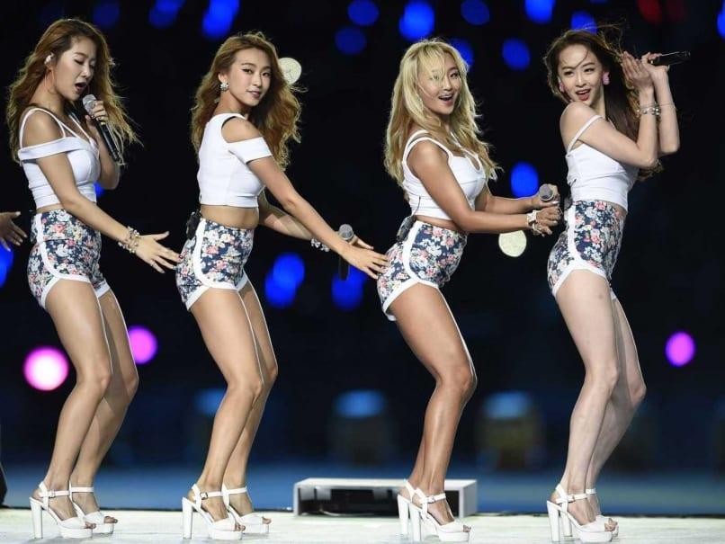 Sistar_Incheon Asian Games_NDTV