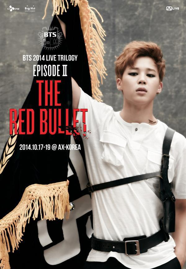 2014 BTS Live Trilogy In Singapore EPISODE II  THE RED BULLET