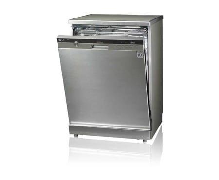 LG Steam Dishwasher D1464CF