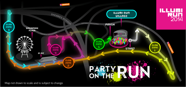 Popular DJs from Massive Collective to hype up party and music experience at Illumi Run 2014