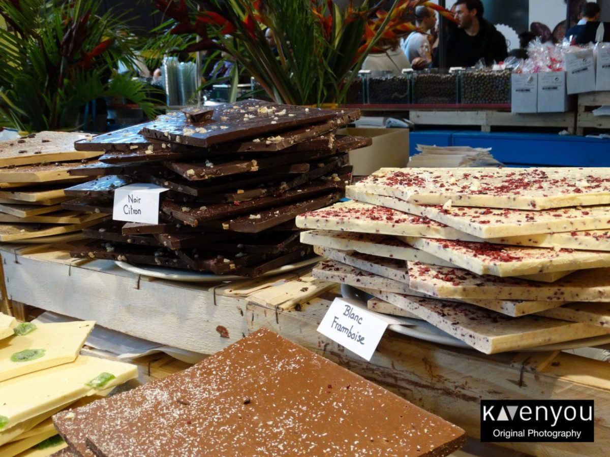 "Salivate over Hwanghu chocolates at Paris' ""Salon du Chocolat"""