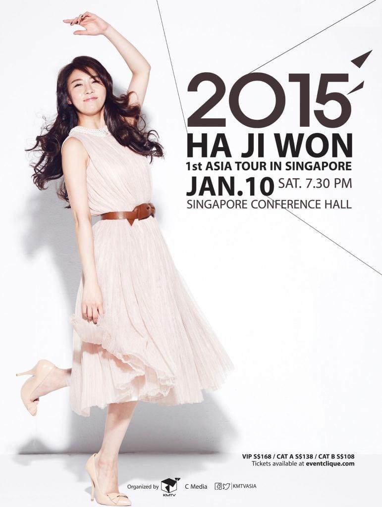 ha ji won singapore