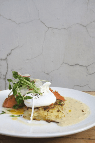 Ocean Trout on Hash