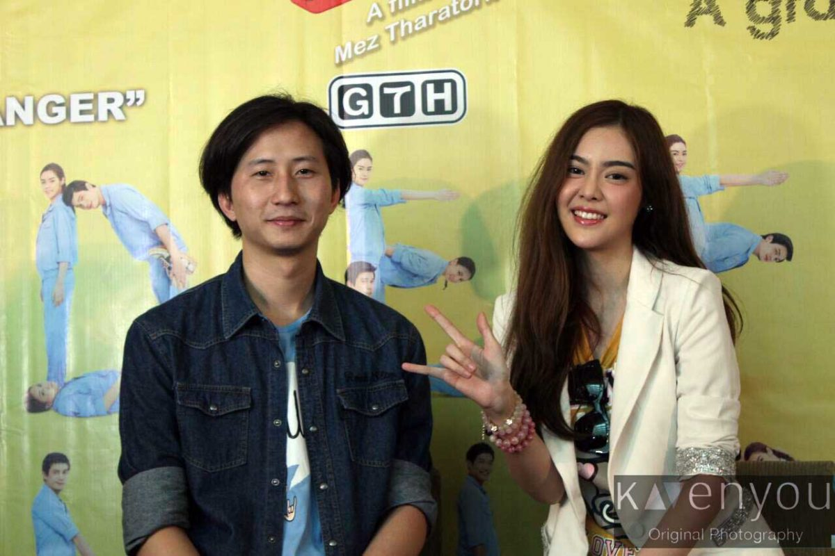 "[Exclusive] Interview with Preechaya ""Ice"" Pongthananikorn during I Fine Thank You Love You Promotion in Jakarta"