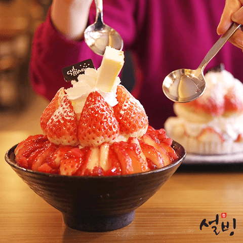 [Foodie Friday] 5 Bingsu Cafes to cool the heat in Singapore