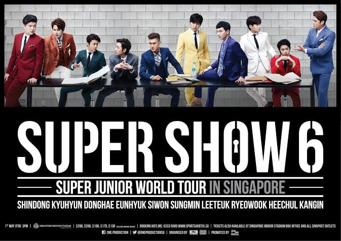 supershow6 singapore