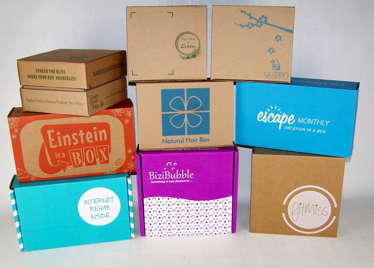 A-partial-group-of-subscription-boxes-weve-run