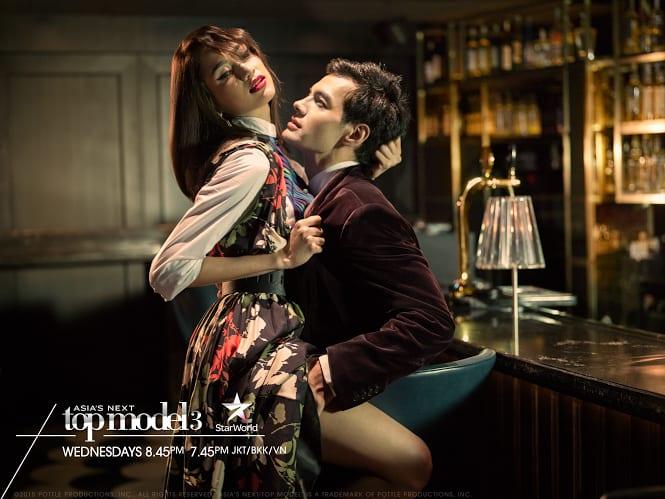 AsNTM3 - EP4 Shanghai Beauty Photoshoot WINNER - Monika (Philippines)