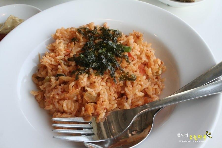 ikea kimchi fried rice