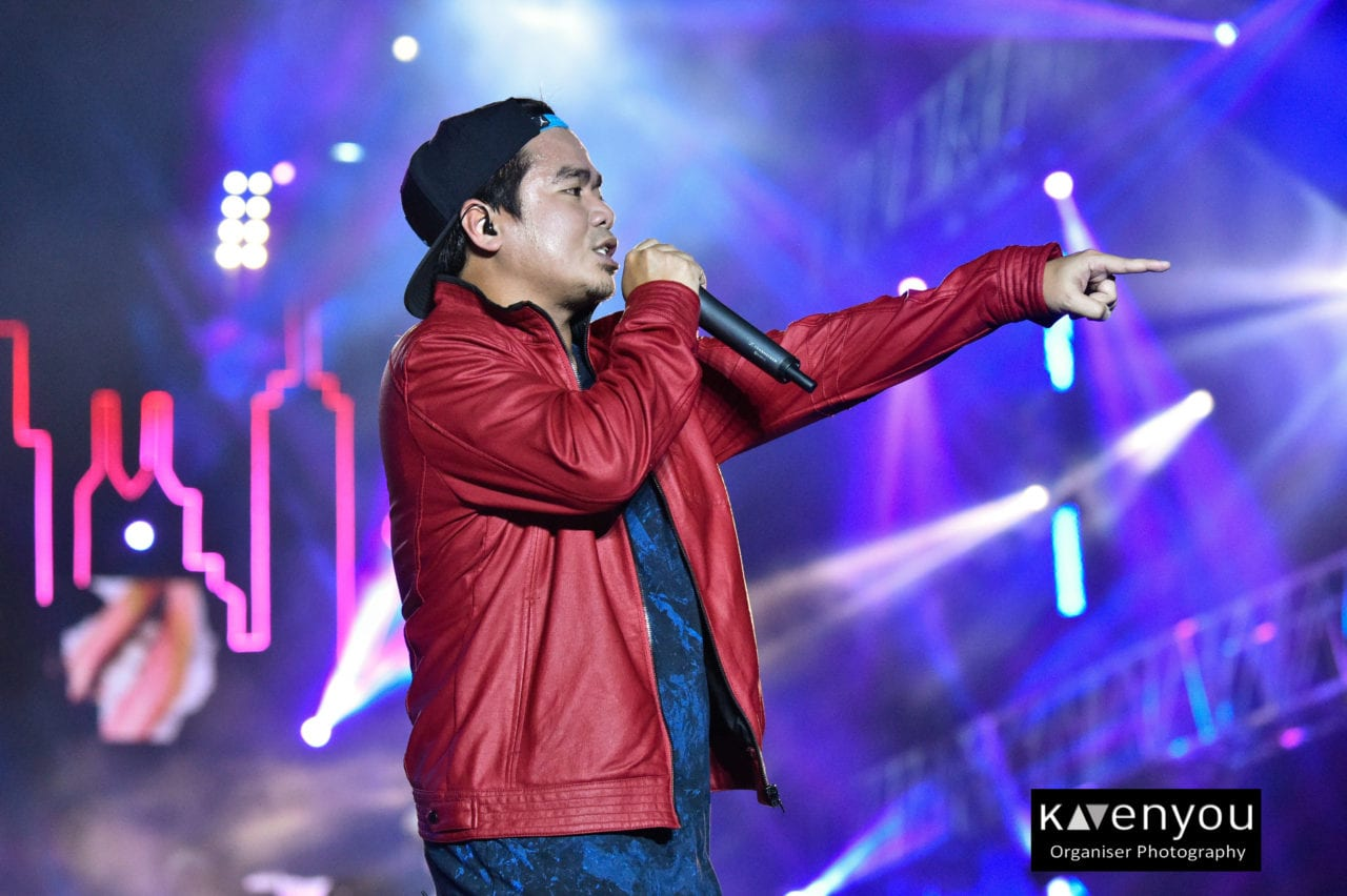 Gloc-9 performing at MTV Music Evolution 2015 on 17 May Pic 4 (Credit - MTV Asia & Kristian Dowling)
