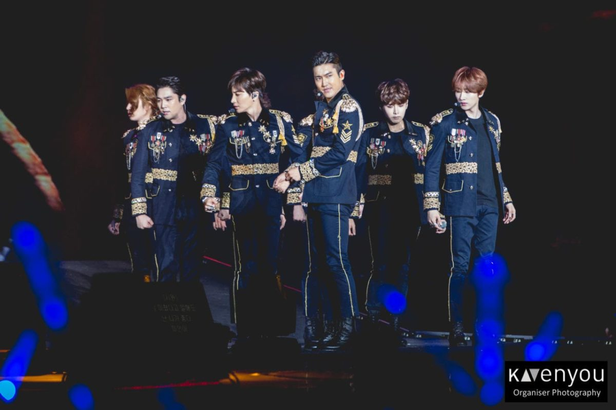 Super Junior at Super Show 6: 10 Years On & Forever!