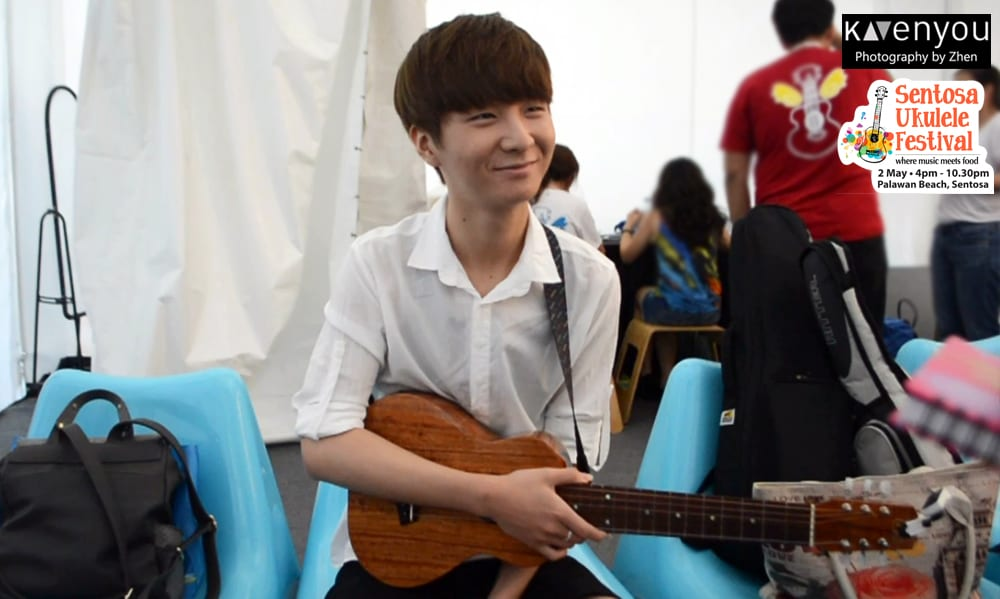 Sungha Jung talks about his latest album Two of Me & upcoming Singapore concert