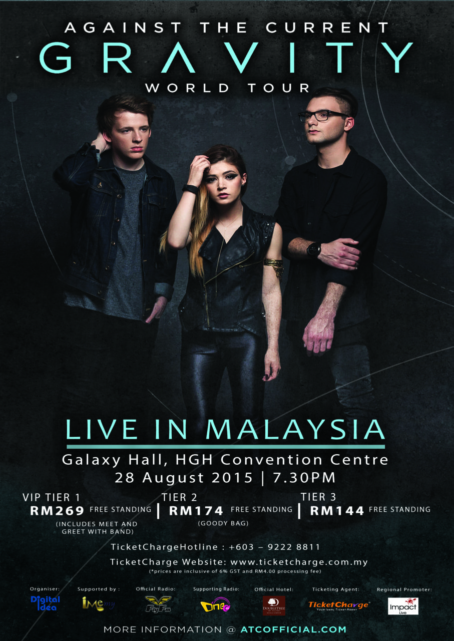 Against The Current - Malaysia