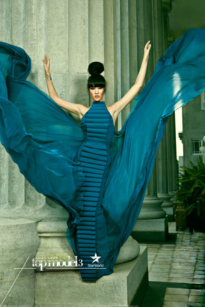 AsNTM3 - EP13 The Girl On Top Photoshoot - (COO 3rd) - Aimee (Singapore)