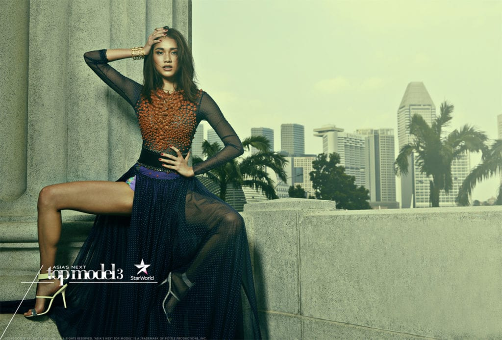 AsNTM3 - EP13 The Girl On Top Photoshoot - (COO 2nd) - Monika (Philippines)