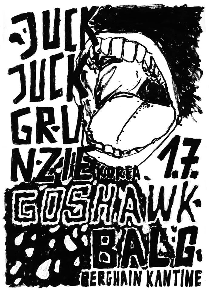 Juck Juck Grunzie