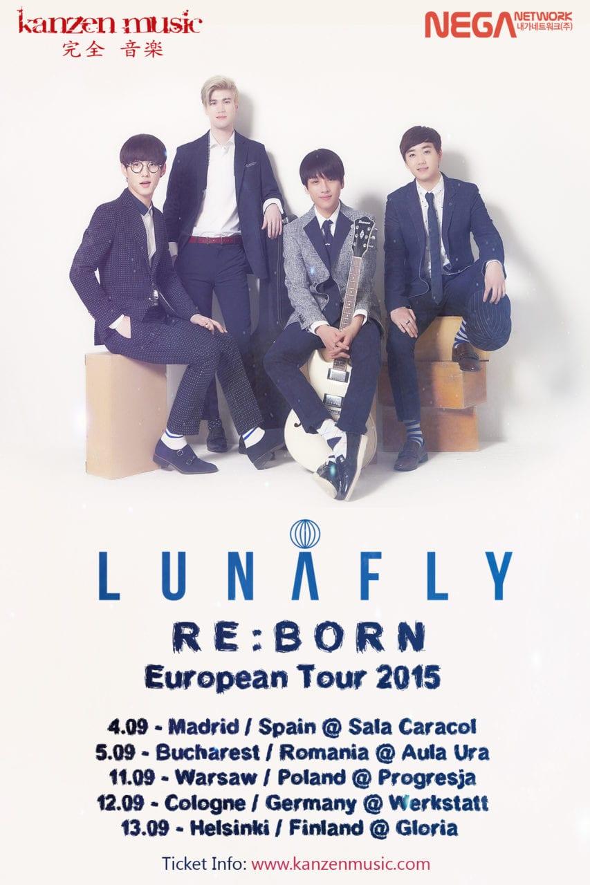 Promo Poster Lunafly