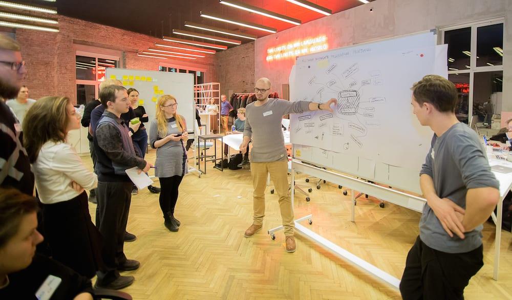 Future Everything Innovation Lab (Photo credit - FutureEverything)