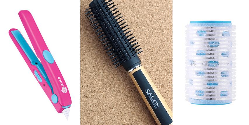 hair curling tools