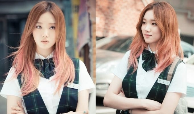 jenny house hair lee sungkyung