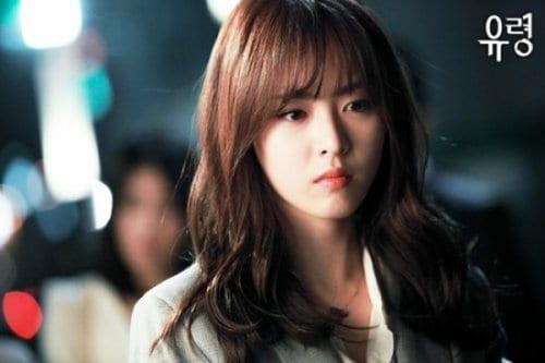 Korean hairstyle bangs for ladies