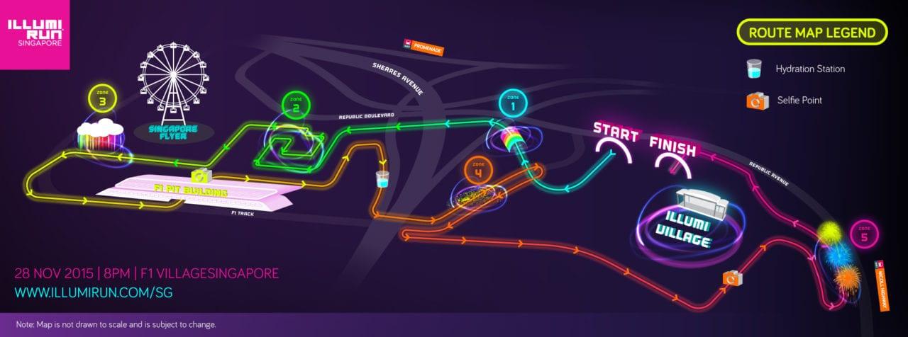 ILLUMI RUN_Route Map