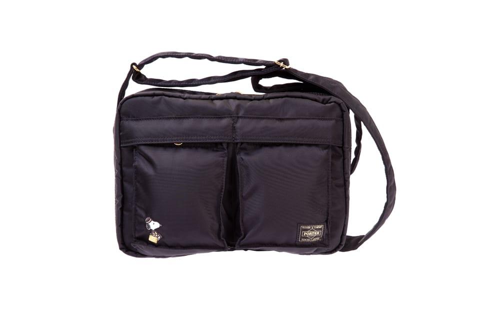 PEANUTS × PORTERのバッグ 30,000円 + 税