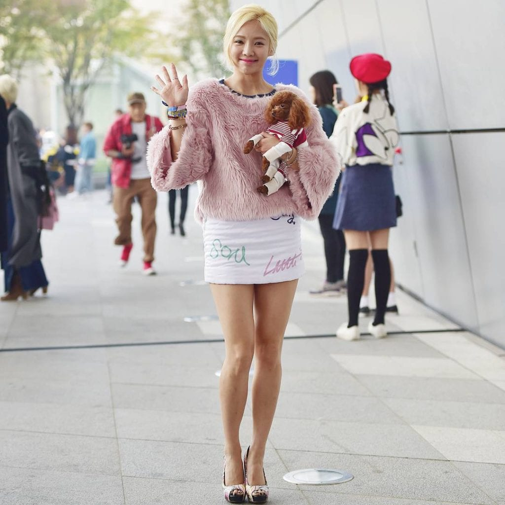 [Swag Check] Celebrity styles at Seoul Fashion Week SS16