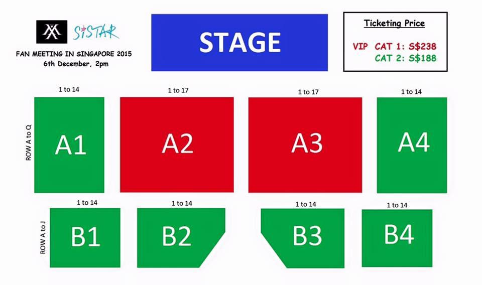 monsta x sistar seating plan
