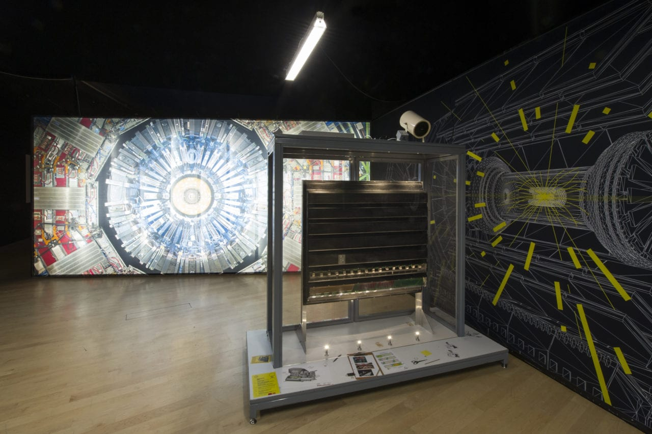 Collider Exhibition, Detector