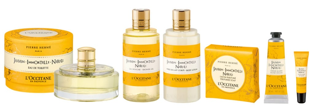 L'OCCITANE Holiday 2015 - Pierre Hermé Collection