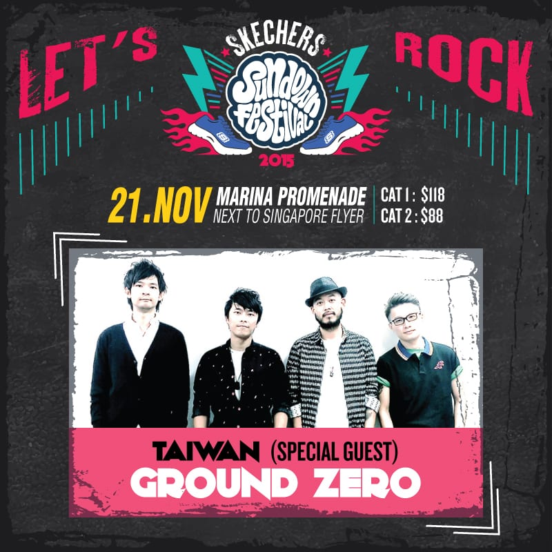 [INTERVIEW] Ground Zero (Taiwan) shares thoughts about coming for Skechers Sundown Festival