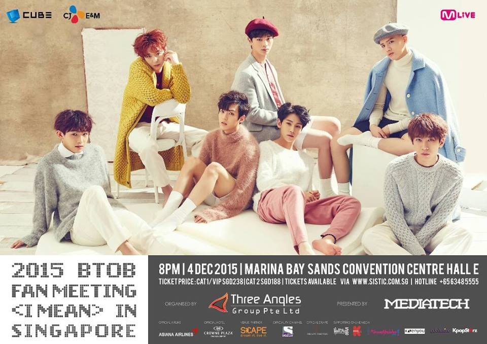 btob singapore fan meeting 2015