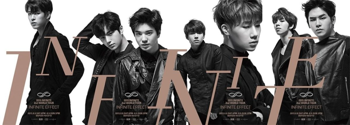 [COVERAGE] Infinite: The 7 Romeos are back!