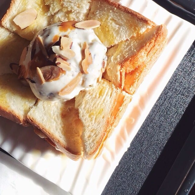 Honey Butter Toast. Image credits: Nunsongyee Facebook Page