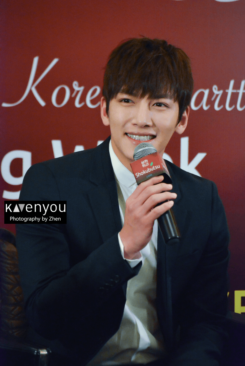 [COVERAGE] Ji Chang Wook impresses at first ever press conference in Singapore