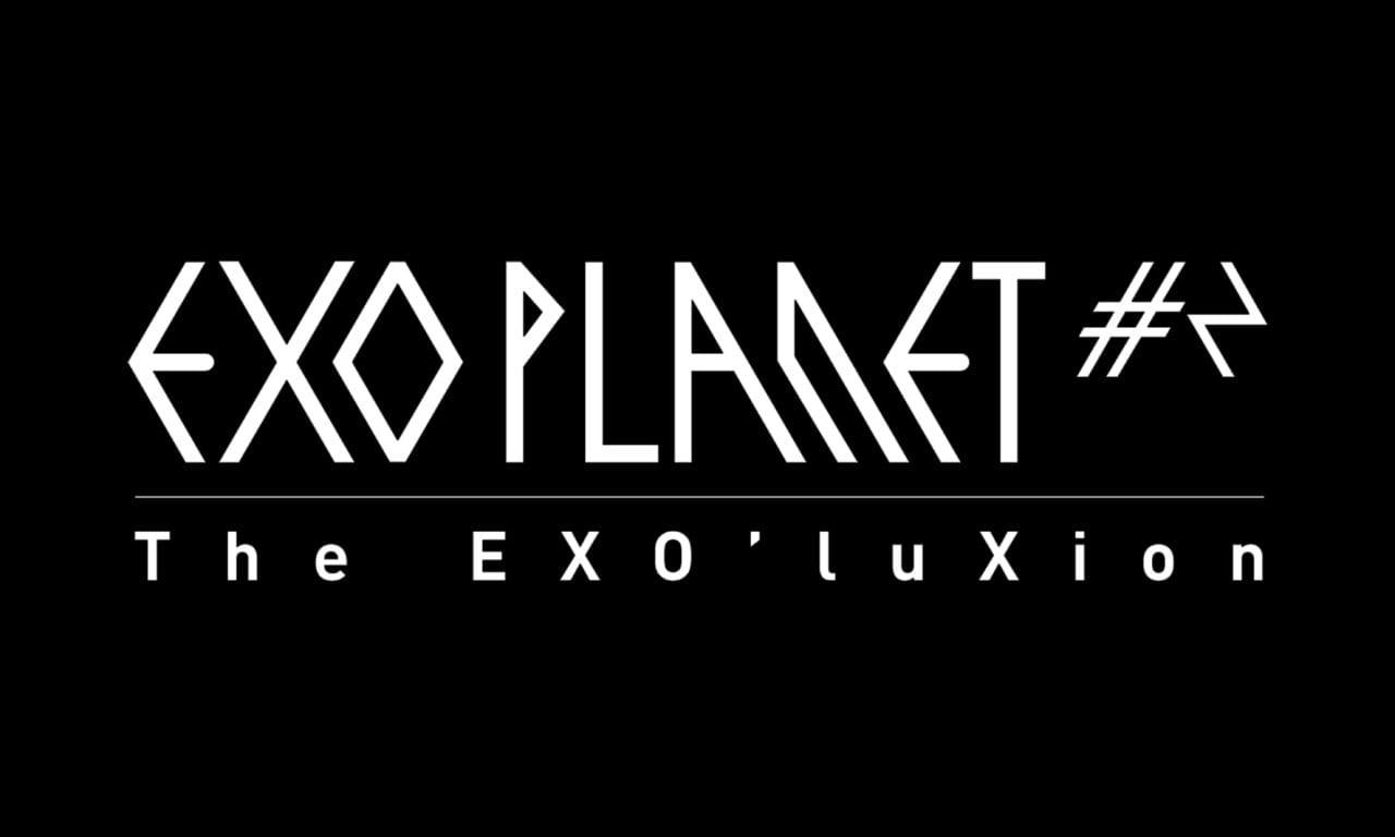 EXO PLANET #2 - The EXO'luXion - in SINGAPORE_black