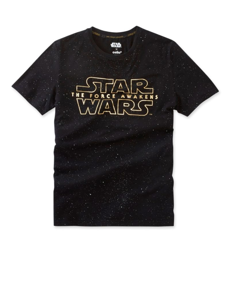 [SWAG CHECK] celio* launches Star Wars Limited Ed & Christmas capsule collection