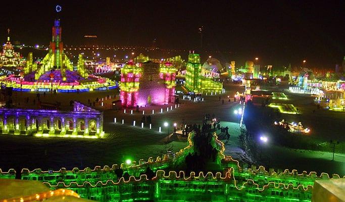Harbin Ice Festival (1)